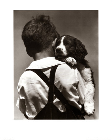 Puppy Love Posters by H. Armstrong Roberts