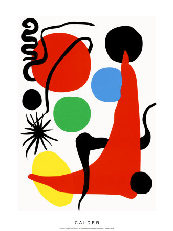 Green Ball, c.1971 Serigraph by Alexander Calder