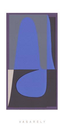 Donan 2, c.1957-1958 セリグラフ : ヴィクトル・ヴァザルリ