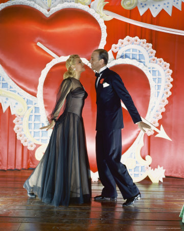Fred Astaire & Ginger Rogers Photo