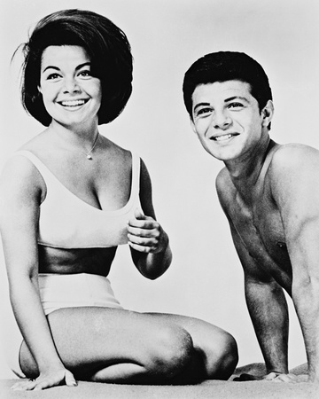 Annette Funicello & Frankie Avalon Photo