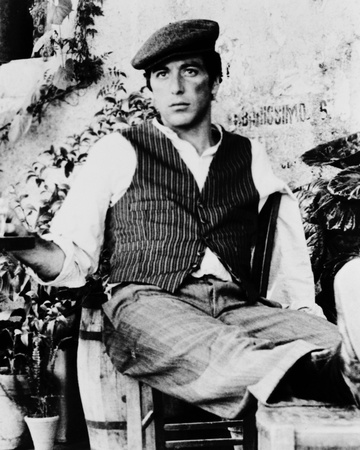Al Pacino - The Godfather Photo