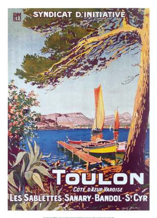 Toulon Prints