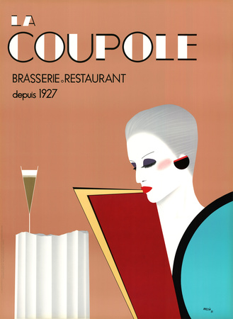 Coupole Posters by  Razzia