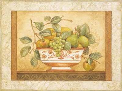 Frutta alla Siena II Posters by Pamela Gladding