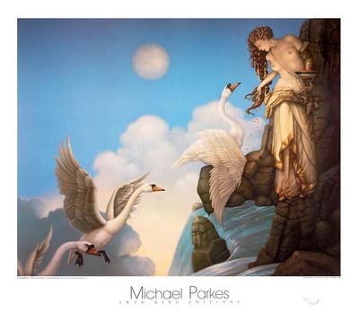 The Source Art by Michael Parkes