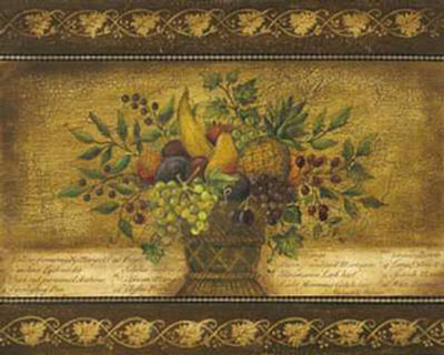 Old World Abundance I Posters by Kimberly Poloson