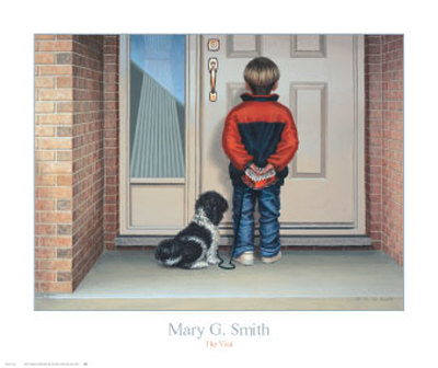 Visit Prints by Mary G. Smith