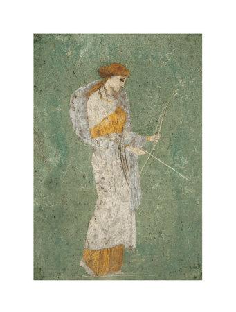 Pompei Diana Posters