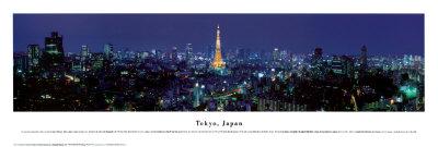Tokyo, Japan Poster by James Blakeway