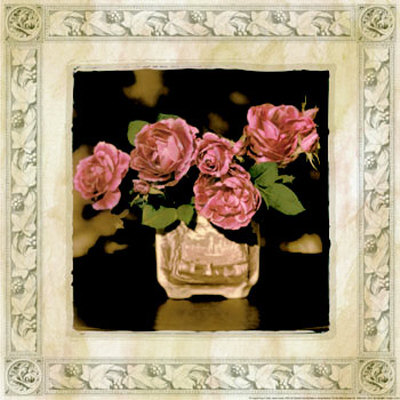 Imperial Rose II Print by JoAnn T. Arduini