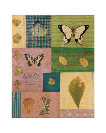 Butterflies II Prints by Noya Huynh