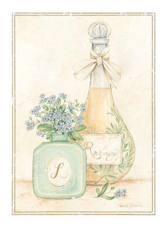 Rosemary Prints by Pamela Gladding