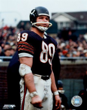 Mike Ditka - Player Photo