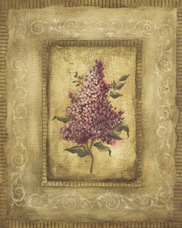 Grand Savin Lilac Posters by Kimberly Poloson