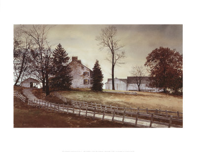 Late October Posters by Ray Hendershot