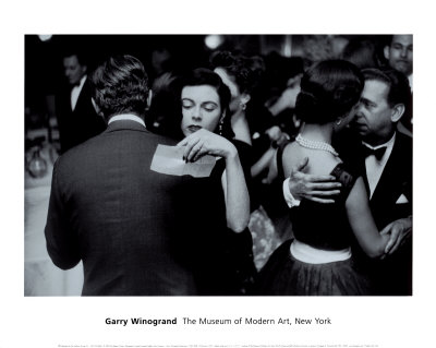 El Morocco, 1955 Posters by Garry Winogrand