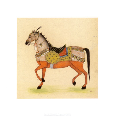 Horse from India I Giclee Print