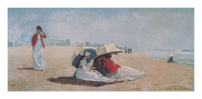 East Hampton, Long Island, 1874 Posters by Winslow Homer