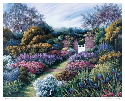 Dorset Gateway Prints by Barbara R. Felisky