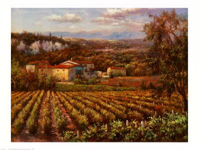Vino Rosso Prints by Giulio Romano