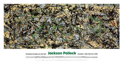 Lucifer Prints by Jackson Pollock