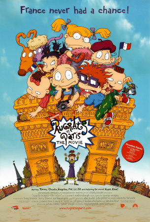 Rugrats In Paris Prints
