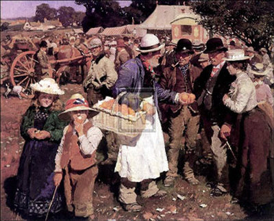 Gala Day Prints by Alfred James Munnings