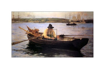 The Fisherman Prints by Henry Scott Tuke