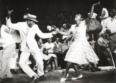 Dansen Kunsttryk