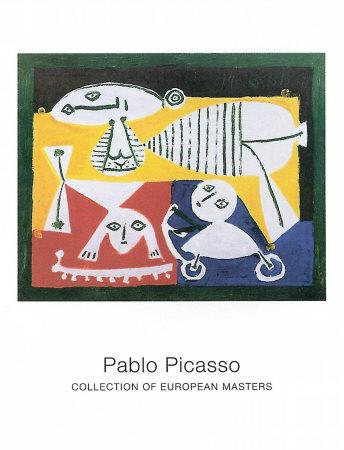 Mere et Enfants, 1951 Kunsttryk