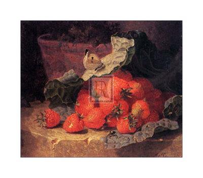 Der süße Duft des Sommers Poster von Eloise Harriet Stannard