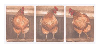 Three of a Kind Kunst von Ans Van Der Zweep