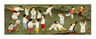 La recreation Posters af  Mai-thu