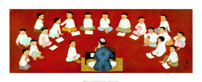 La classe Prints by  Mai-thu
