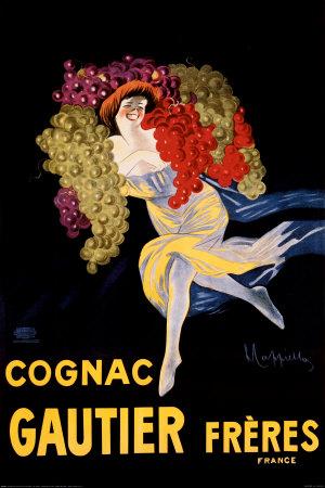 Cognac Gautier Freres Posters by Leonetto Cappiello