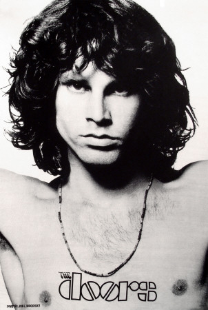 Jim Morrison - The Doors Stofplakat