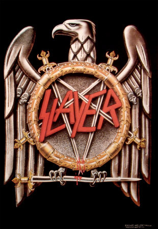 Slayer Stofplakat