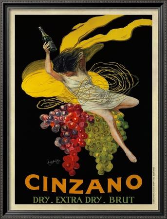 Cinzano 1920 Posters by Leonetto Cappiello