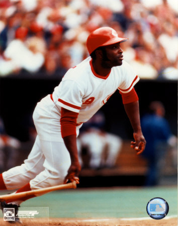 Joe Morgan Photo