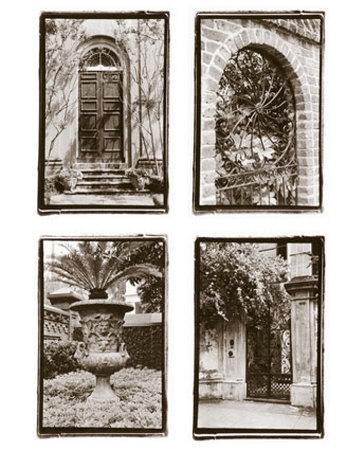 Old World Architecturals Prints by Laura Denardo