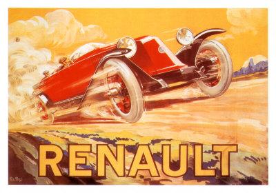 Renault 40 Cv 1923 Art
