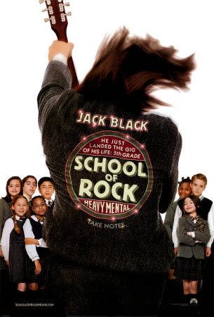 The School of Rock Láminas