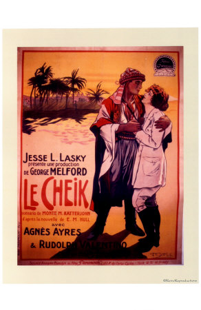 Le Cheik Posters