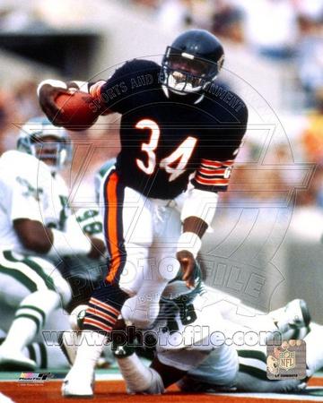 Chicago Bears - Walter Payton Photo Photo