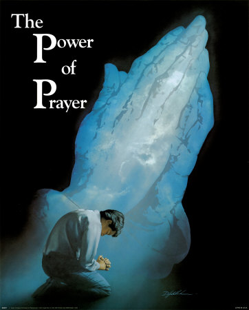 Power of Prayer Prints by Danny Hahlbohm at AllPosters.