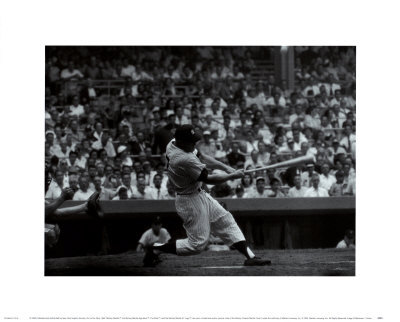 Out of the Park, 1956 Print