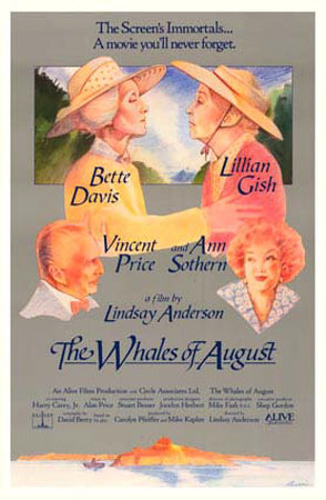 The Whales of August Posters