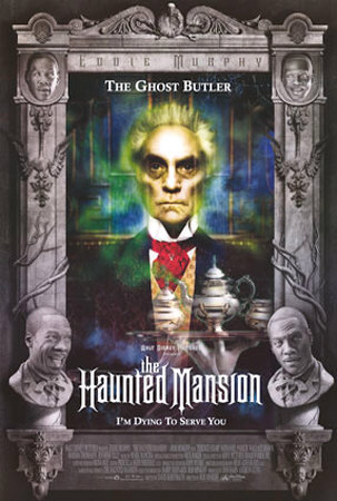 The Haunted Mansion (The Reluctant Guest) Láminas