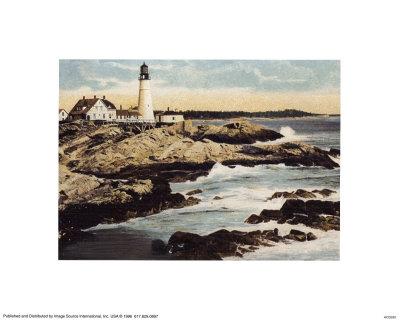 Portland Head Light - Maine Posters